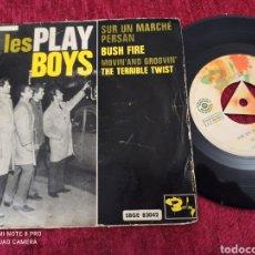 Discos de vinilo: LES PLAY BOYS SUR UN MARCHÉ PERSAN EP 1962. Lote 233926125