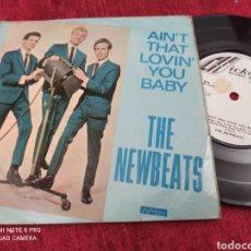 Discos de vinilo: THE NEWBEATS EP 1964 AIN'T THAT LOVIN' YOU BABY. Lote 233934040