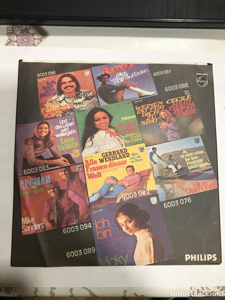 Discos de vinilo: Disco Susan Aviles firmado y dedicado, Philips Ref 6003111, sin usar - Foto 3 - 233936370