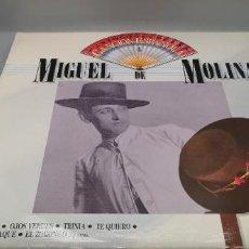 Discos de vinilo: 3 DISCOS ANTONIO MOLINA COLECCION ANTOLOGIA DE LA CANCION ESPAÑOLA I.II.III Nº 4,13,15,. Lote 233956170