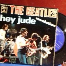 Discos de vinilo: THE BEATLES HEY JUDE.REVOLUTION.. Lote 233963420