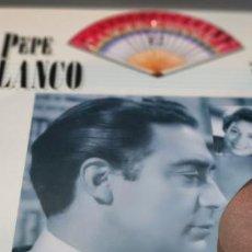Discos de vinilo: PEPE BLANCO, CARMEN MORELL - ANTOLOGÍA DE LA CANCIÓN ESPAÑOLA 12. Lote 233963720