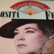 Discos de vinilo: ROSITA FERRER, A.CANCION ESPAÑOLA-VOL- 17, EDICION DE 1987. Lote 233964230