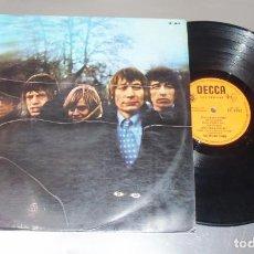 Discos de vinilo: THE ROLLING STONES ---BETWEEN THE BUTTONS ---AÑO 1967---LK 485----- VINILO Y FUNDA EX. Lote 233998050