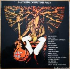 Discos de vinilo: BASTARDS OF BRITISH ROCK - DOBLE LP - VER FOTOS. Lote 233998430