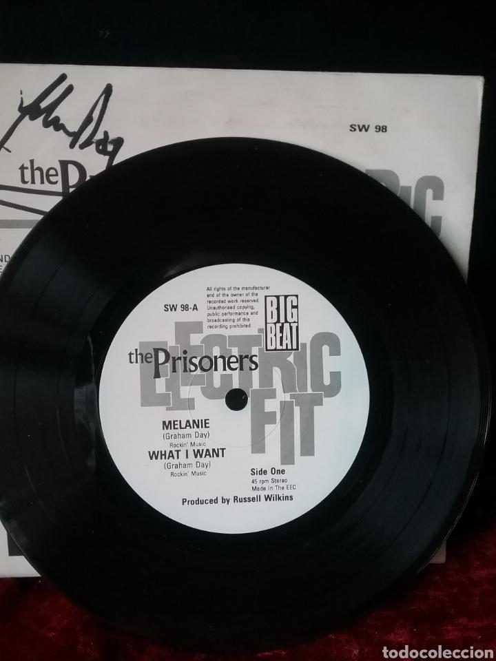 Discos de vinilo: THE PRISONERS 1984 ACE RECORDS BIG BEAT RECORDS .FIRMADO - Foto 3 - 234012890