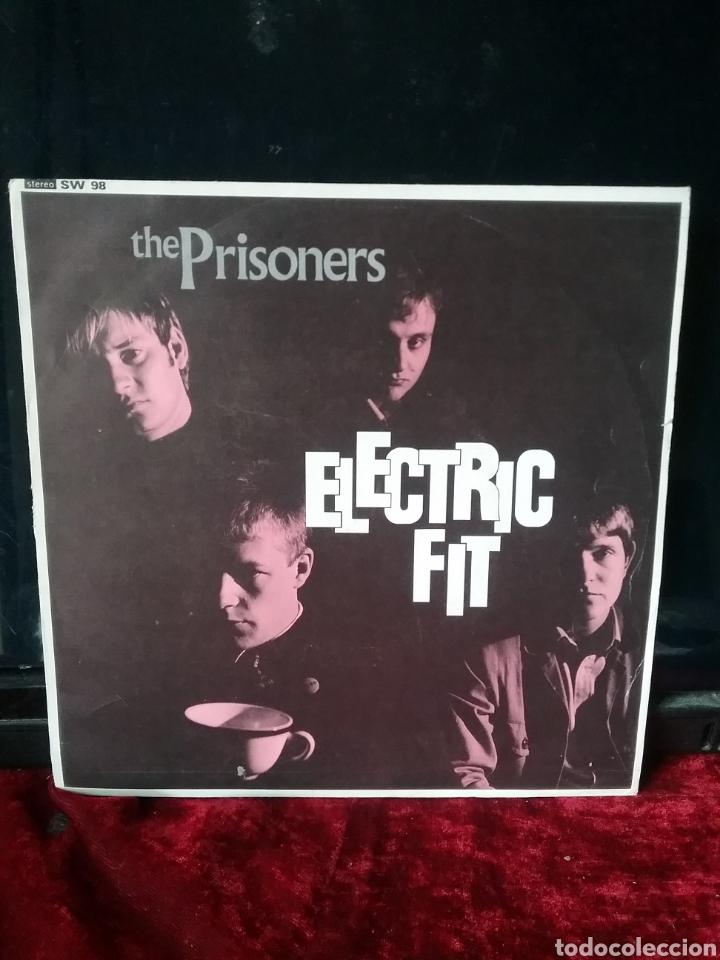 THE PRISONERS 1984 ACE RECORDS BIG BEAT RECORDS .FIRMADO (Música - Discos de Vinilo - EPs - Pop - Rock - New Wave Extranjero de los 80)