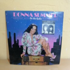 Discos de vinilo: DONNA SUMMER GREATEST HITS VOLUMEN I Y II. Lote 234015410