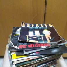 Dischi in vinile: LOTE 55 SINGLES MUSICA NACIONAL. Lote 234021655