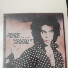 Discos de vinilo: PRINCE WITH MILES DAVIS – CRUCIAL TUNNEL PARK TUNES – TPT 101 1990. Lote 234020080