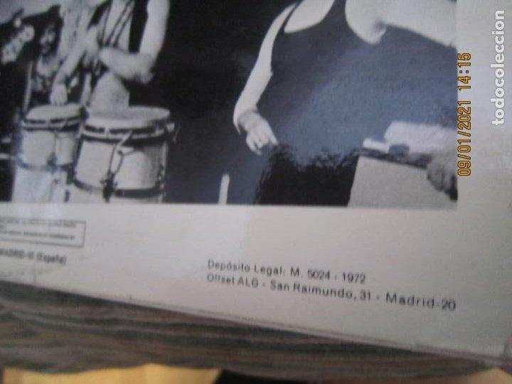 Discos de vinilo: BARRABAS - MUSICA CALIENTE LP -ORIGINAL ESPAÑOL - RCA RECORDS 1972 - STEREO - - Foto 3 - 234027270