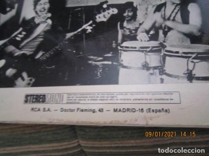Discos de vinilo: BARRABAS - MUSICA CALIENTE LP -ORIGINAL ESPAÑOL - RCA RECORDS 1972 - STEREO - - Foto 5 - 234027270
