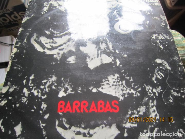 Discos de vinilo: BARRABAS - MUSICA CALIENTE LP -ORIGINAL ESPAÑOL - RCA RECORDS 1972 - STEREO - - Foto 8 - 234027270