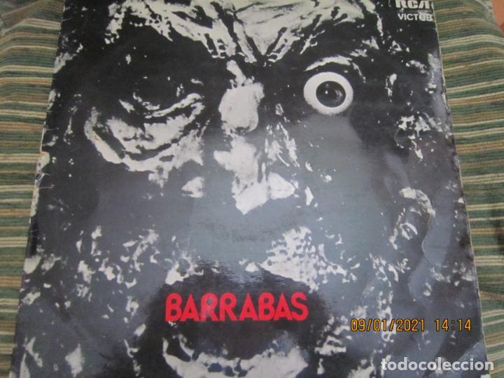 Discos de vinilo: BARRABAS - MUSICA CALIENTE LP -ORIGINAL ESPAÑOL - RCA RECORDS 1972 - STEREO - - Foto 17 - 234027270