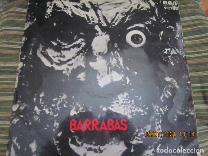 BARRABAS - MUSICA CALIENTE LP -ORIGINAL ESPAÑOL - RCA RECORDS 1972 - STEREO - (Música - Discos - LP Vinilo - Grupos Españoles de los 70 y 80)