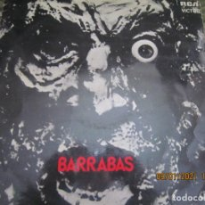 Discos de vinilo: BARRABAS - MUSICA CALIENTE LP -ORIGINAL ESPAÑOL - RCA RECORDS 1972 - STEREO -. Lote 234027270