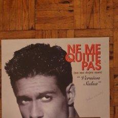 """Discos de vinilo: SANDY ARUBA – NE ME QUITTE PAS LABEL: JOKER MUSIC – 121166 FORMAT: VINYL, 12"""". Lote 234028620"""