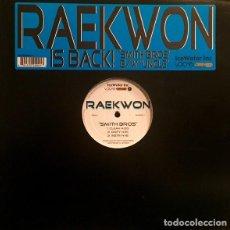 Discos de vinilo: RAEKWON – SMITH BROS / UNCLE. Lote 234030795