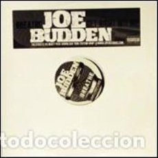 Discos de vinilo: JOE BUDDEN – BREATHE / GET RIGHT WIT ME. Lote 234031070