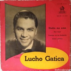 Discos de vinilo: EP LUCHO GATICA. Lote 234032255