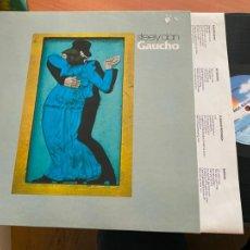 Discos de vinilo: STEELY DAN (GAUCHO) LP GERMANY (B-17). Lote 260801605