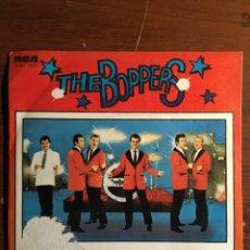 "Discos de vinilo: SINGLE 7"" THE BOPPERS ""TICK TOCK / ANGELA"", RCA 1980. Lote 234043205"