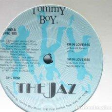 Discos de vinilo: THE JAZ – I'M IN LOVE. Lote 234046465