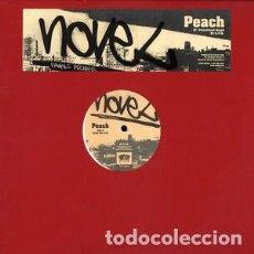 Discos de vinilo: NOVEL – PEACH. Lote 234046800