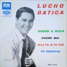 Discos de vinilo: EP LUCHO GATICA. Lote 234048200