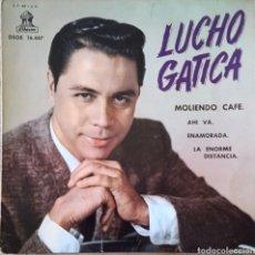 Discos de vinilo: EP LUCHO GATICA. Lote 234055440