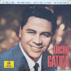 Discos de vinilo: EP LUCHO GATICA. Lote 234056865