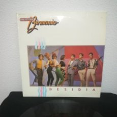 "Discos de vinilo: MAXI OBJETIVO BIRMANIA - DESIDIA (12"", MAXI), 1984 SPAIN, MUY BUEN ESTADO. Lote 234059400"