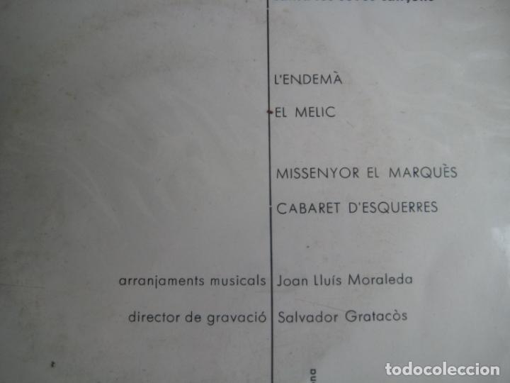 Discos de vinilo: Enric Barbat – Canta Les Seves Cançons (III) - EP EDIGSA 1967 - LENDEMA +3 - CATALUNYA FOLK CANÇO - Foto 4 - 234100150