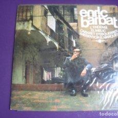 Discos de vinilo: ENRIC BARBAT – CANTA LES SEVES CANÇONS (III) - EP EDIGSA 1967 - L'ENDEMA +3 - CATALUNYA FOLK CANÇO. Lote 234100150
