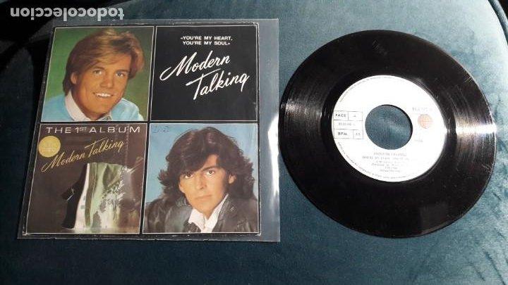 MODERN TALKING – YOU'RE MY HEART, YOU'RE MY SOUL (Música - Discos - Singles Vinilo - Otros estilos)