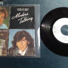Disques de vinyle: MODERN TALKING – YOU'RE MY HEART, YOU'RE MY SOUL. Lote 234144390