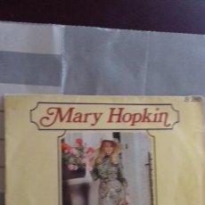Discos de vinilo: MARY HOPKIN. QUE TIEMPO TAN FELIZ..APLE DE THE BEATLES. Lote 278868248