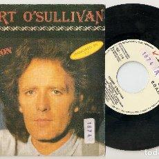 """Discos de vinilo: GILBERT O´SULLIVAN 7"""" SPAIN 45 COLLECTION 1990 SINGLE VINILO PROMOCION POP ROCK RECOPILACION EXITOS. Lote 234276660"""