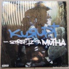 Discos de vinilo: KURUPT – THA STREETZ IZ A MUTHA. Lote 234278360