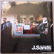 Discos de vinilo: J. SANDS – THE BREAKS VOL.1. Lote 234278770
