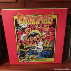 Disques de vinyle: HELLACOPTERS / RECORDED OCTOBER.... / NOT ON LABEL. Lote 234306035