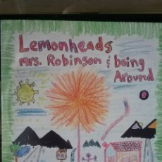 "Discos de vinilo: LEMONHEADS 1992 ATLANTIC RECORDS 10"". Lote 234315775"