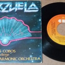 Discos de vinilo: LUIS COBOS / ZARZUELA / SINGLE 7 INCH. Lote 234316875