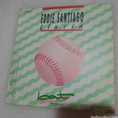 Disques de vinyle: EDDIE SANTIAGO - LLUVIA. Lote 234320995