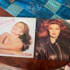 Discos de vinilo: ROCIO JURADO - SEÑORA - RCA - 1979 Y ROCIO JURADO - COMO UNA HOLA. Lote 234321145