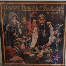 Discos de vinilo: LP / KENNY ROGERS - THE GAMBLER, 1979 EDICIÓN ESPAÑOLA. Lote 234348330