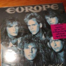Discos de vinilo: LP EUROPE. OUT OF THIS WORLD. EPIC 1988. Lote 234353395