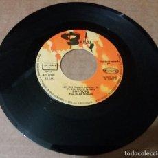 Discos de vinilo: POP TOPS / SOÑAR, BAILAR Y CANTAR / SINGLE 7 INCH. Lote 234365935