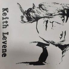 Discos de vinilo: KEITH LEVENE ...GUITARRA P.I.L. PUBLIC IMAGE 4 TEMAS. Lote 234374655