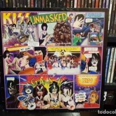 Disques de vinyle: KISS - UNMASKED. Lote 234374765